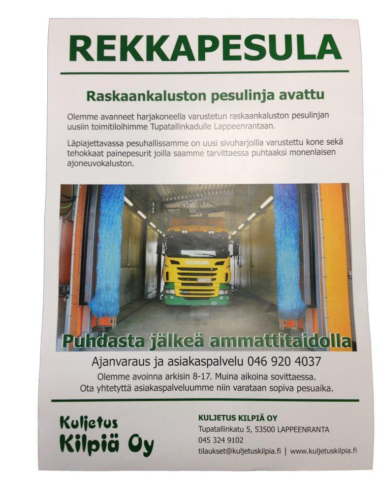 KuljetusKilpia_rekkapesula